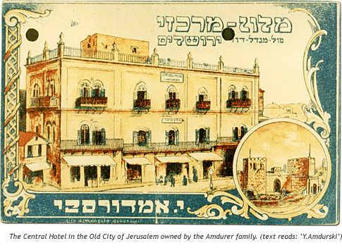 Amdursky Hotel