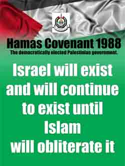 Hamas Charter Obliterate Israel