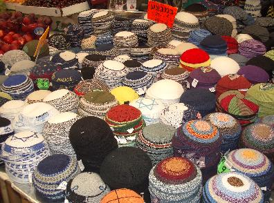 Knitted Skullcaps