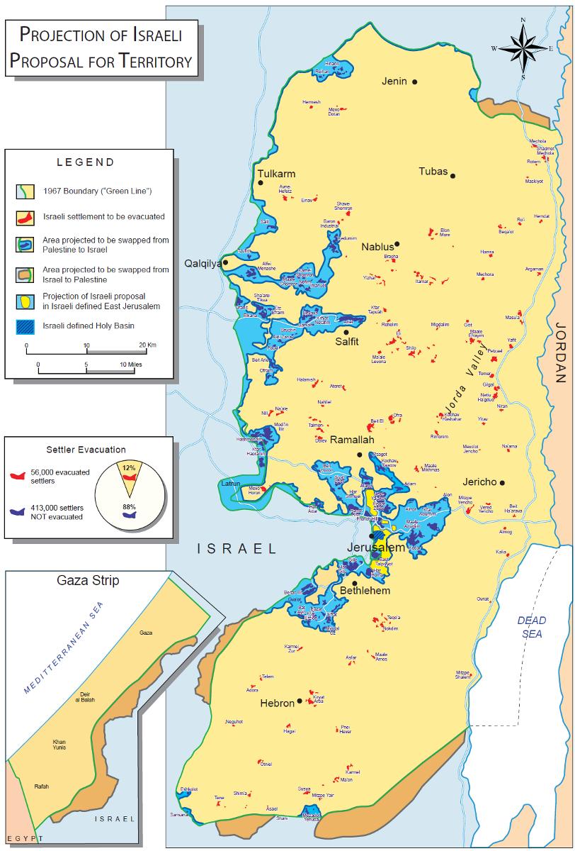 Land Swap 2008